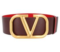 Gürtel Vlogo Valentino Garavani H. 7 cm