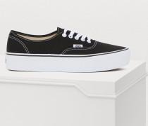 Sneakers Authentic Platform|40