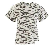 Baumwoll-T-Shirt Sabrina