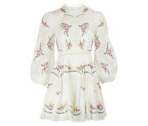 Kleid aus Mischleinen Allia