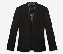 elegante Jacke aus Wolle