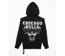 kapuzensweatshirt chicago bulls