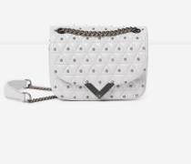 Mini-Tasche Stella by The Kooples in mit Nieten