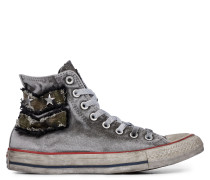 Chuck Taylor All Star Graduate Patchwork High Top Grey