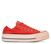 Chuck Taylor All Star Lift Low Top Red
