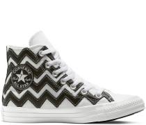 Chuck Taylor All Star VLTG High Top White, Black