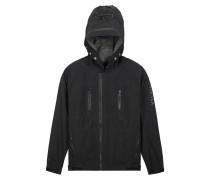 x TheSoloist Waterproof Packable Gore-Tex Jacket Black
