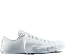Chuck Taylor All Star Mono Leather White