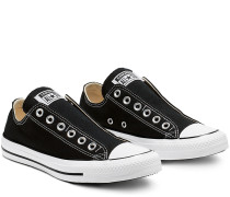 Chuck Taylor All Star Slip Low Top Black, White