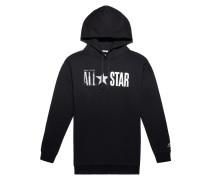 All Star Pullover Hoodie Black