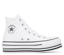 Chuck Taylor All Star Lift High Top White, Black
