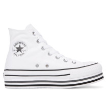 Chuck Taylor All Star Lift High Top White, Black