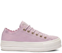 Chuck Taylor All Star Lift Frilly Thrills Low Top Pink