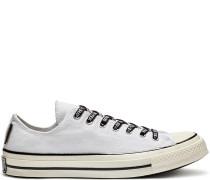 Chuck 70 GORE-TEX Canvas Low Top White, Black
