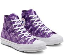 x GOLF le FLEUR* Chuck 70 Velvet High Top Purple