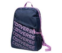 Speed Wordmark Backpack Navy
