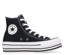 Chuck Taylor All Star Lift High Top Black, White