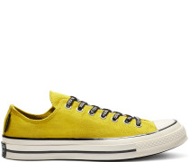 Chuck 70 GORE-TEX Canvas Low Top Yellow