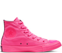x OPI Chuck Taylor All Star High Top Pink