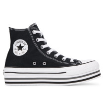 Chuck Taylor All Star Lift High Top Black, White