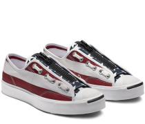 x TheSoloist Jack Purcell Zip Low Top