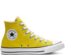 Chuck Taylor All Star Seasonal Color High Top Yellow