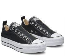 Chuck Taylor All Star Lift Low Top Black, White