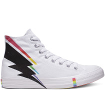 Chuck Taylor All Star Pride High Top White, Black