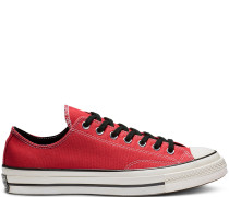 Chuck 70 Vintage Canvas Low Top Red