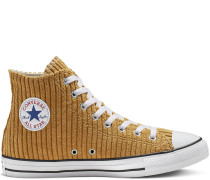 Chuck Taylor All Star Wide Wale Corduroy High Top Black