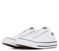 Chuck Taylor All Star Slip Low Top White, Black