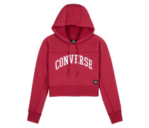 Essentials Mid Pullover Hoodie Red