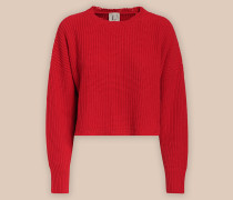 CROPPED-PULLOVER ROT