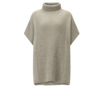 Poncho Cashmere Luxe Knit