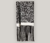 Hand Knit Mouliné Scarf