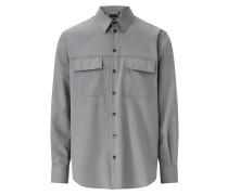 Norman Fine Comfort Wool Shirt