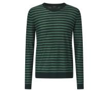 Light Stripe Merinos Knit