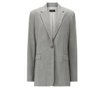 New Laurent Tropical Wool Jacket