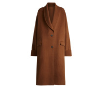 Kara Wool Camel Double Face Coat