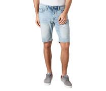 "Jeans-Shorts ""Savio"" Slim Fit Waschung"