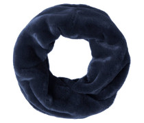 Loop-Schal, Webpelz, uni