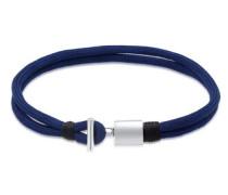 Armband Textilband Knoten Basic Nylon 5er