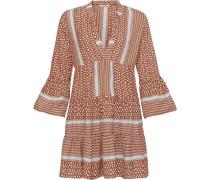 Kleid mit V-Ausschnitt, 36