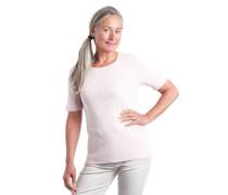 T-Shirt Bio-Baumwolle Nieten-Muster unifarben