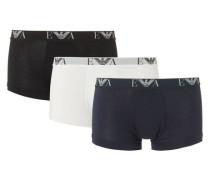 Pants 3er-Pack Logo-Bund