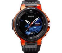 "Touchscreen Smartwatch Pro Trek ""WSD-F30-RGBAE"""