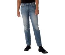 Jeans Slim Fit kühlend atmungsaktiv