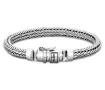 Armband Schlangenkette Kastenverschluss 5 19 cm