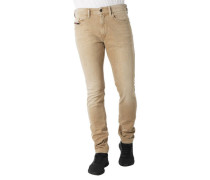 "Jeans ""Thommer"", Skinny Fitarken-Patch"