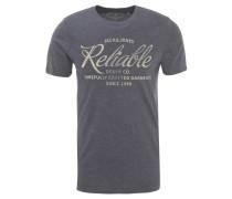 T-Shirt Rundhalsausschnitt Front-Print